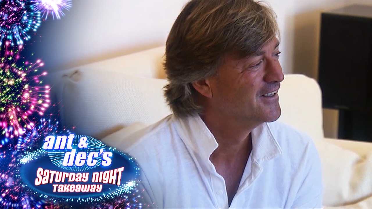 Richard Madeley's 'Get Out Of Me Ear!' Prank With Ant & Dec: Part 1 - Saturday Night Takeaway 1