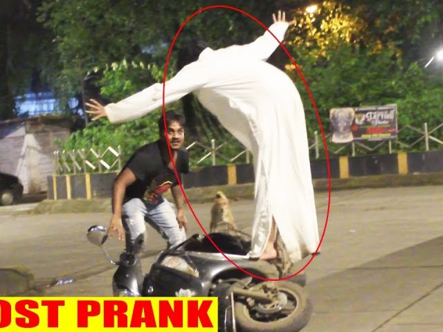 Scary Ghost Prank (PRANK GONE WRONG)|Pranks In India|The Japes Ghost