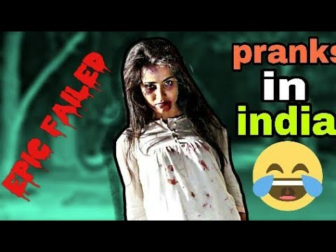 Scary pranks gone wrong 2018 || scary prank in india || ghost prank 2018 1