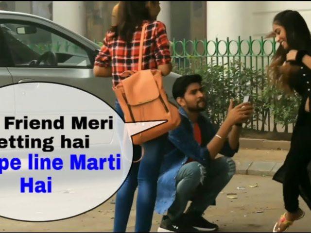 Tumhari Friend Meri Setting Hai Prank | New Prank Video India | Girl Prank By Suren Ranga With Twist