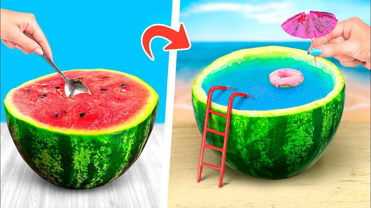 12 Amazing Watermelon Ideas And Pranks 1