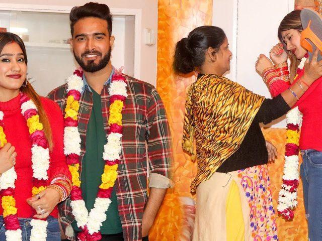Fake Marriage Prank On Mom With Yash Choudhary | Rits Dhawan