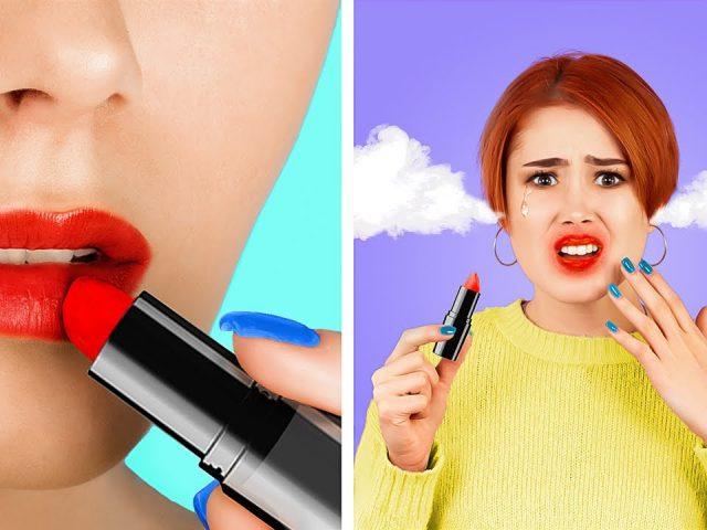12 Fun DIY Beauty Pranks! Prank Wars!