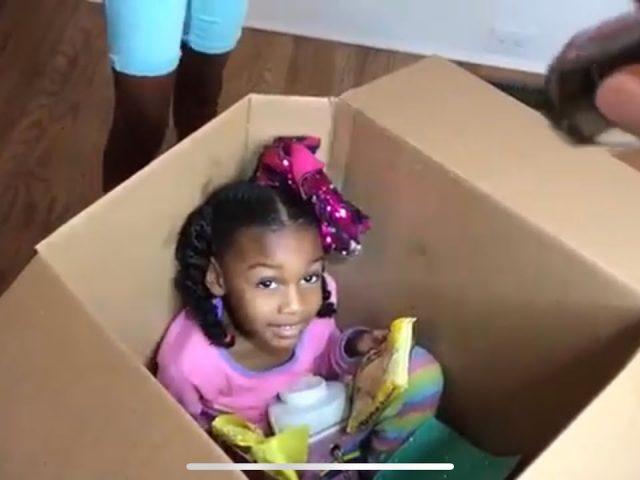 Box Fort Prank Gone Wrong! I Mailed Myself To JoJo Siwa