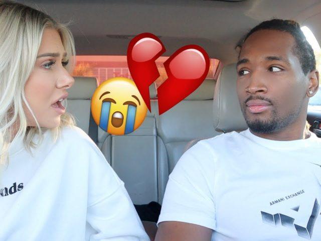 Calling Her My Ex Girlfriends Name PRANK GONE WRONG…… @Charles & Alyssa Vlogs