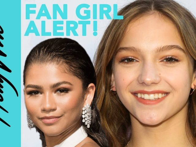Jayden Bartels Says Zendaya Is Her Celebrity Crush And Teases New DANCE Show!  | Hollywire