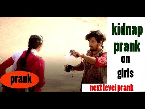 kidnap prank on girls in public next level prank gone wrong latest telugu prank video in hello media