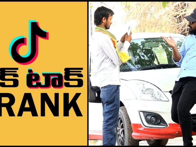 TikTok Prank in TELUGU | Pranks in Hyderabad 2019 | Telugu Pranks | FunPataka
