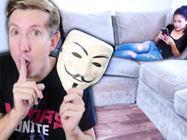 IS CHAD WILD CLAY The HACKER In Real Life?  (Girlfriend Prank on Vy)