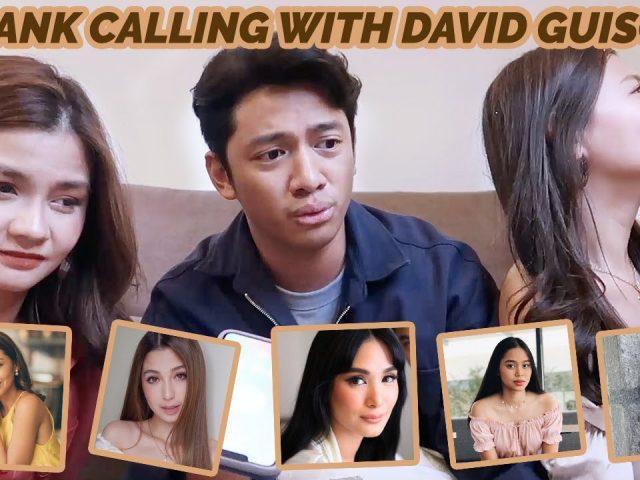 Prank Calling Celebrities (Heart Evangelista, ThatsBella, Donnalyn Bartolome)