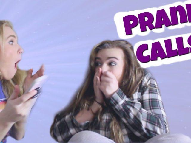 Prank Calls Gone Wrong| Taylor Skeens