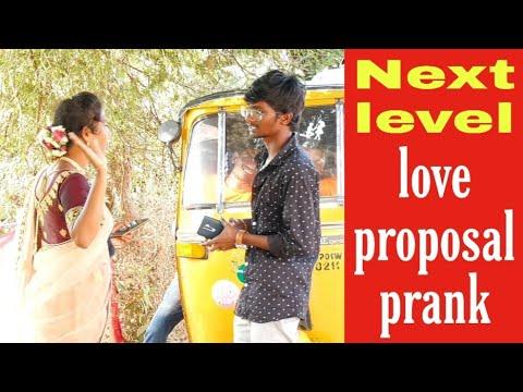 Village proposal next level prank video || maa oori maatalu