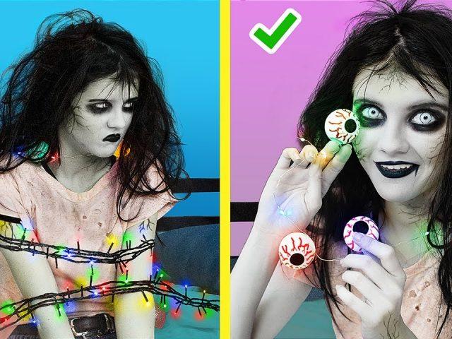 10 Funny Christmas Zombie Pranks! / Prank Wars!
