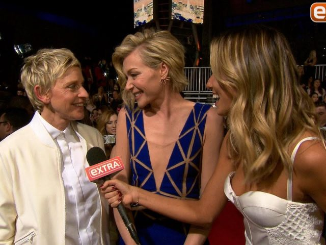 Ellen DeGeneres Says Pranks on Wife Portia de Rossi Will 'Go on Forever'