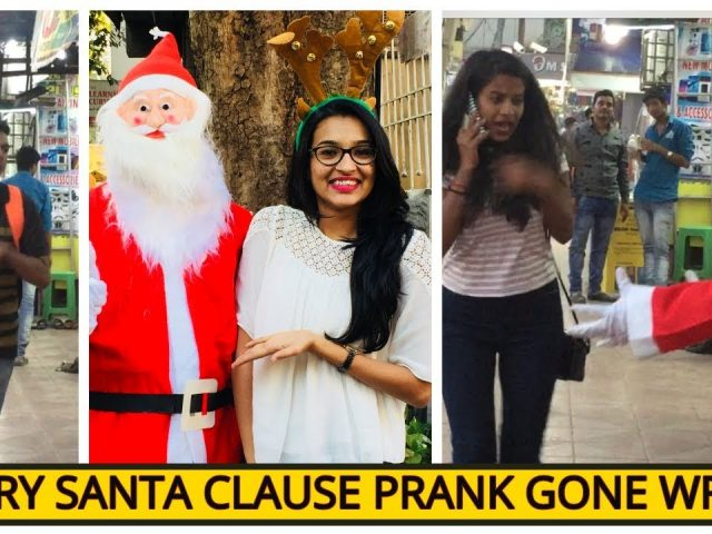 Scary Santa Claus Prank gone wrong | Christmas special