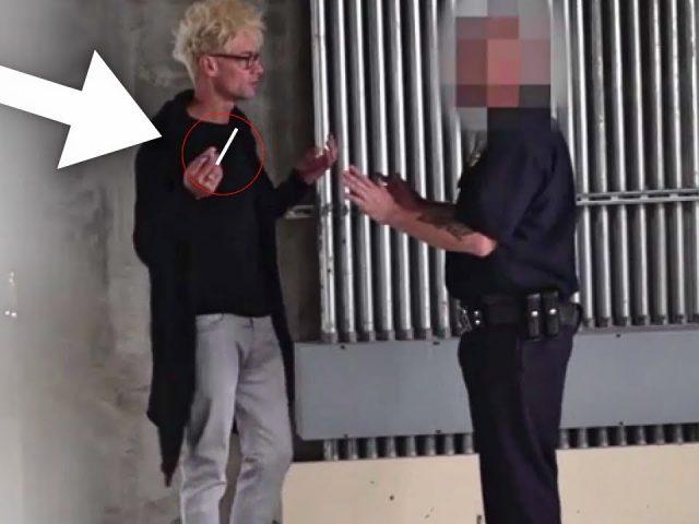 BEST Smoking Cop Pranks (NEVER DO THIS!!!) – POLICE SECURITY MAGIC PRANKS COMPILATION 2018