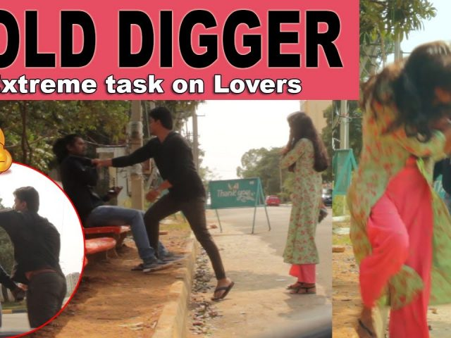 Extreme task on Lovers | Gold Digger in Telugu | #tag Entertainments