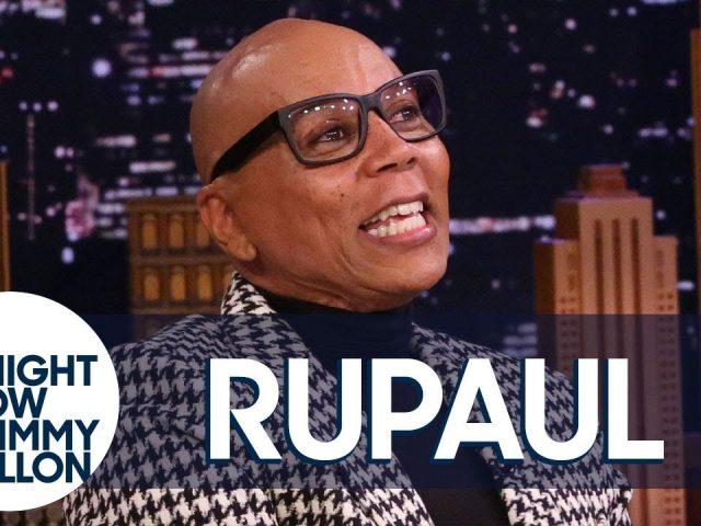 RuPaul on Covering Vanity Fair, Hosting SNL and Being the Queen of Drag
