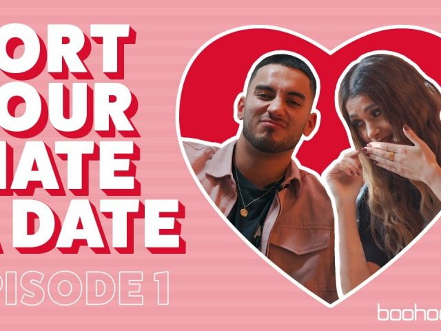 SORT YOUR MATE A DATE *EARPIECE PRANK* | With Joanna Chimonides