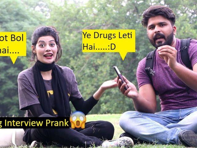 Roasting Girls Interview Prank – Pranks in Pakistan – LahoriFied