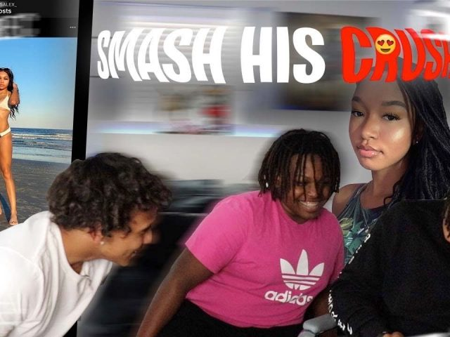 SMASH or PASS PRANK on Eric Hebert ft. Shyranluv **He Called Her**