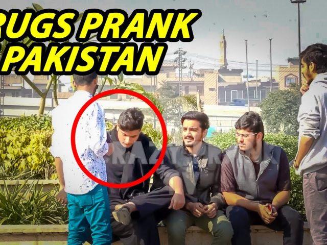 Drug Dealing Prank in Pakistan 😂😂😂