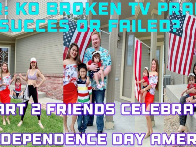 Mr:ko Broken tv Prank |Succes or Failed?|Friends Celeb|Independence day America🇺🇸🇺🇸part2🇺🇸